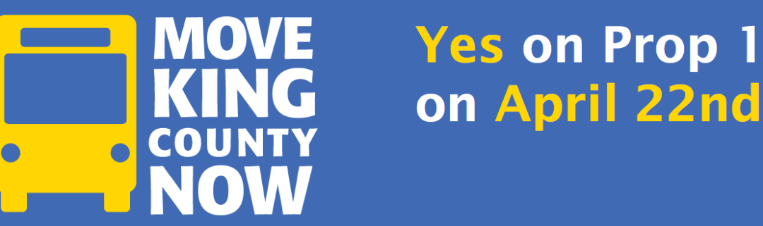 On Other Blogs Today: Vote Yes on Metro Funding | Seattle Met