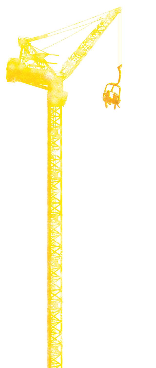 Tower crane gsgaia