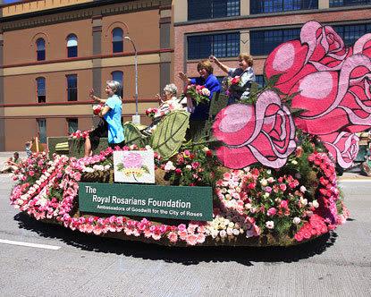 Rose festival tkochx