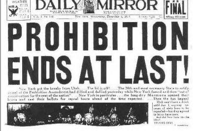 Prohibition ends at last en9tkg