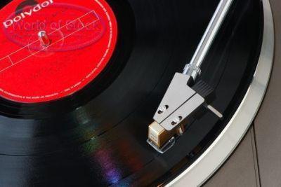 Vinyl record bwu0mc