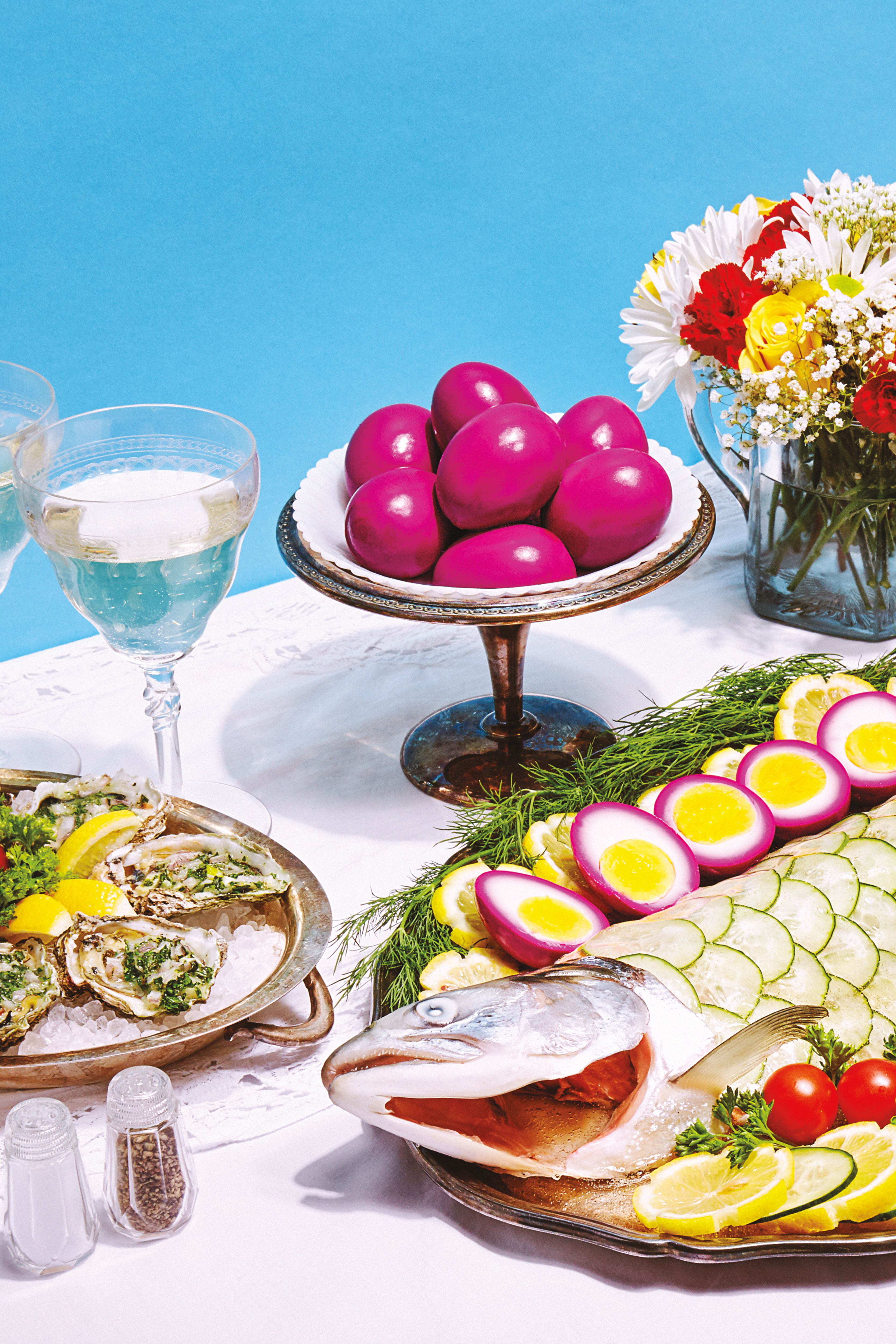 Food history james beard seafood buffet rqbnod