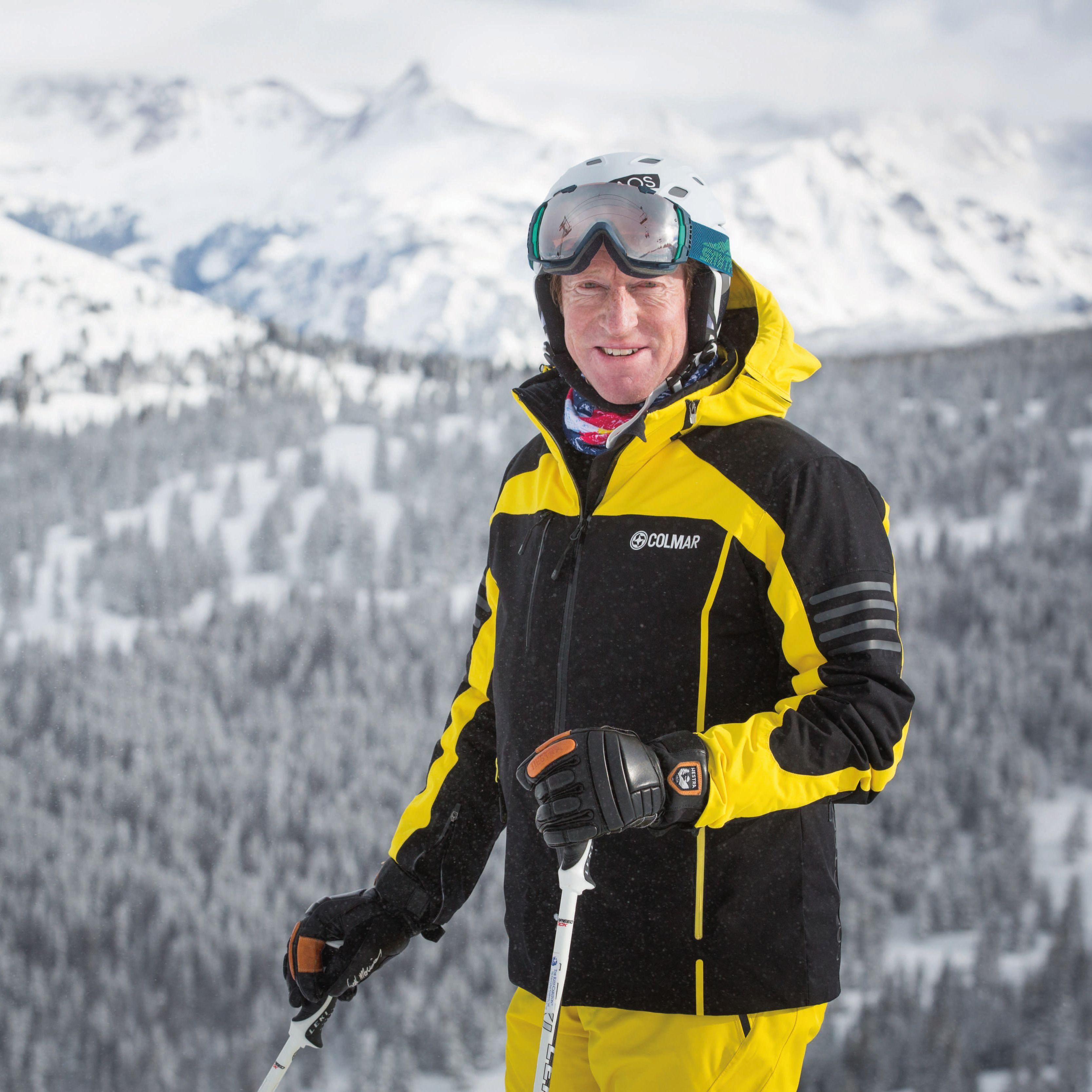 Chrisanthony skiing incw1f