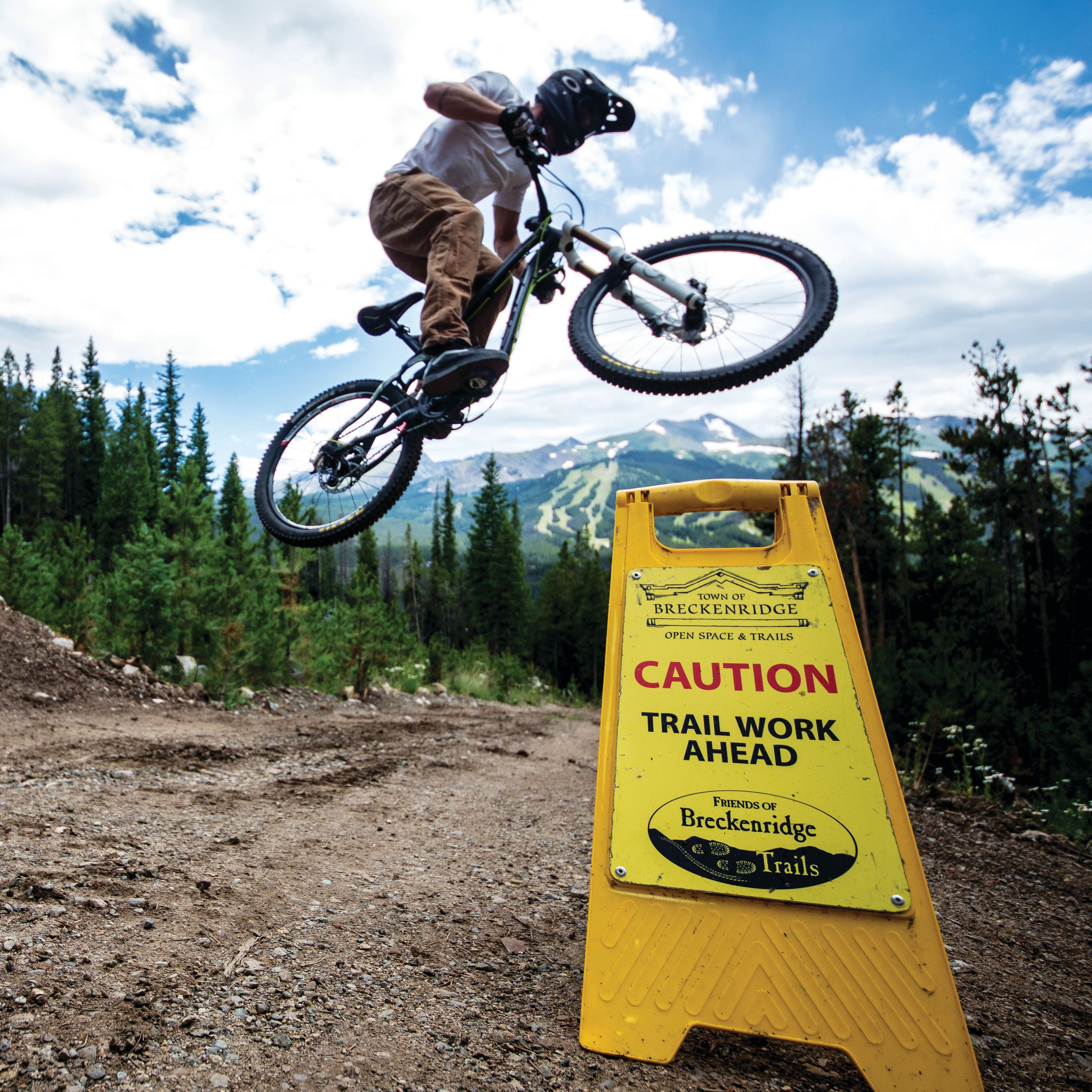 Cosu summer 15 trail tenders featured bicyclist sfp8ds