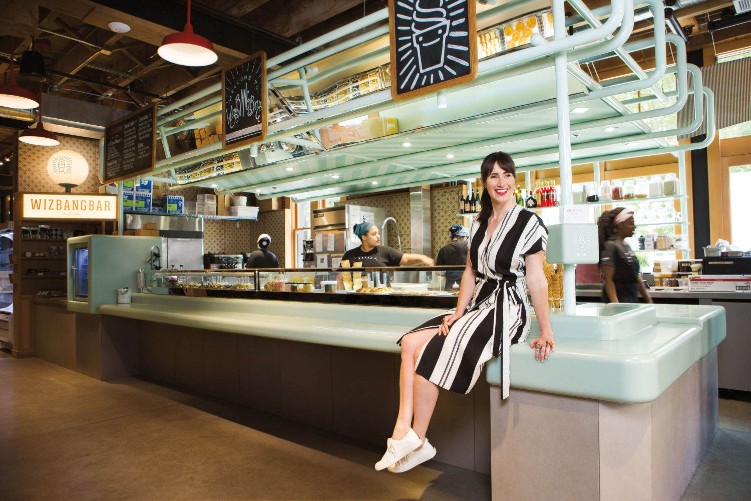 interior designer andee hess puts the portland aesthetic on the