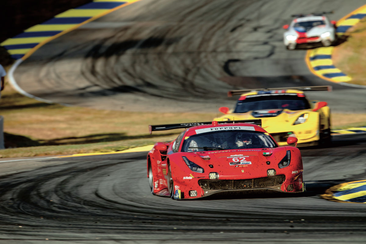 Did You Know One Of The World S Top Ferrari Racing Teams Is Right Here In Houston Houstonia Magazine