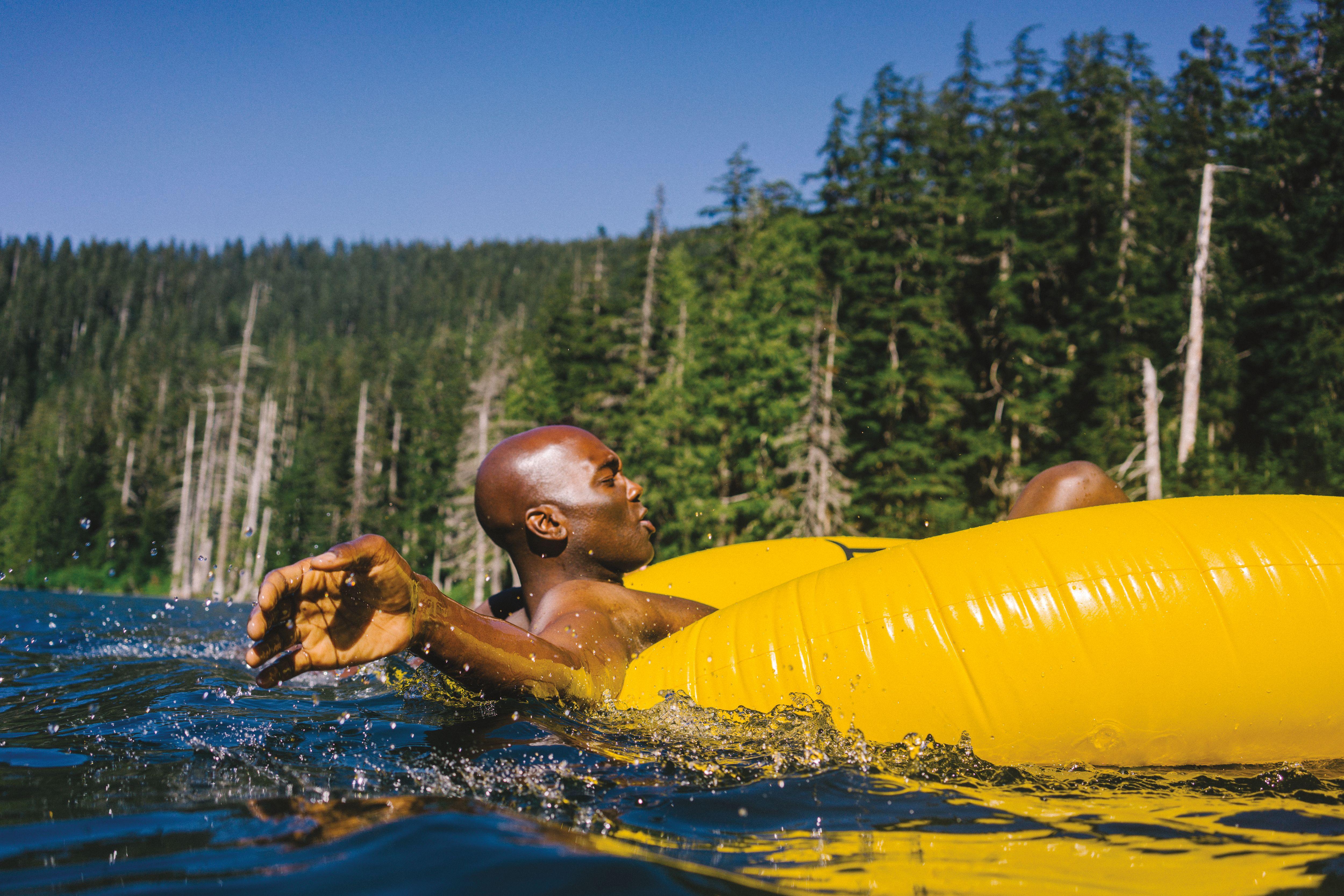 Pomo 0816 swimming holes featured float inner tube luklzk