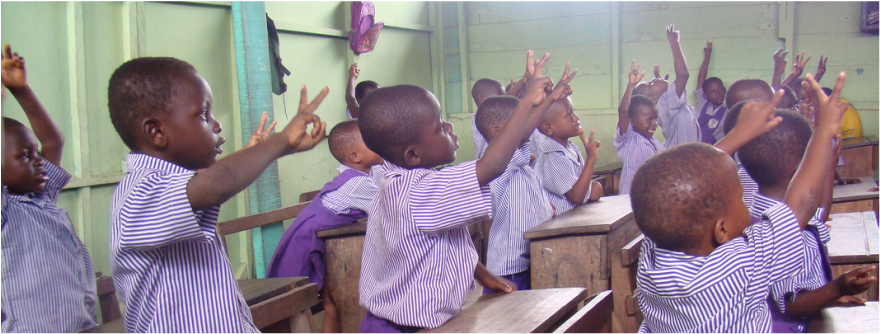 One Nonprofit Wants to Connect Every Ghanaian Child With a