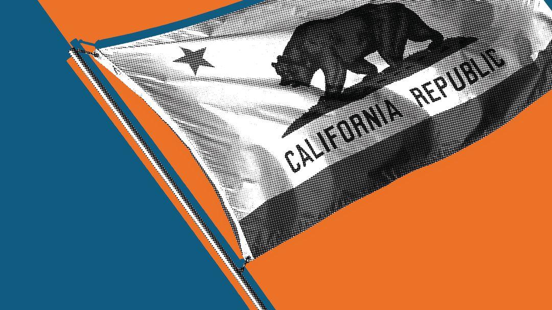 Pomo 0916 shakedown california flag fuxfqd