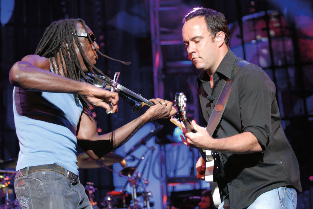 The Sainthood of Dave Matthews Has Been Indefinitely