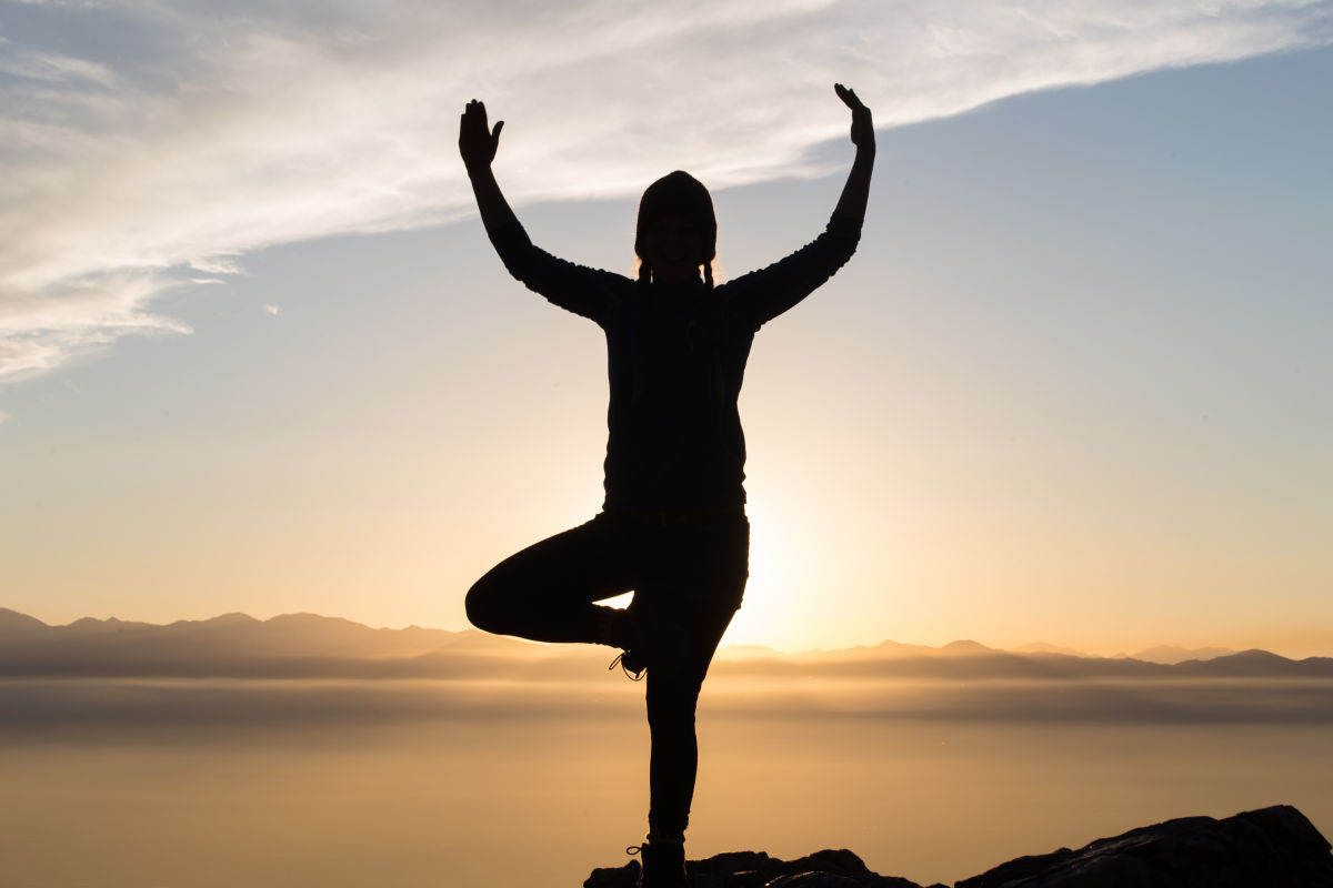 5 Easy Yoga Poses For Hikers Park City Magazine