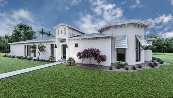 The Cat Claw model from Medallion Homes
