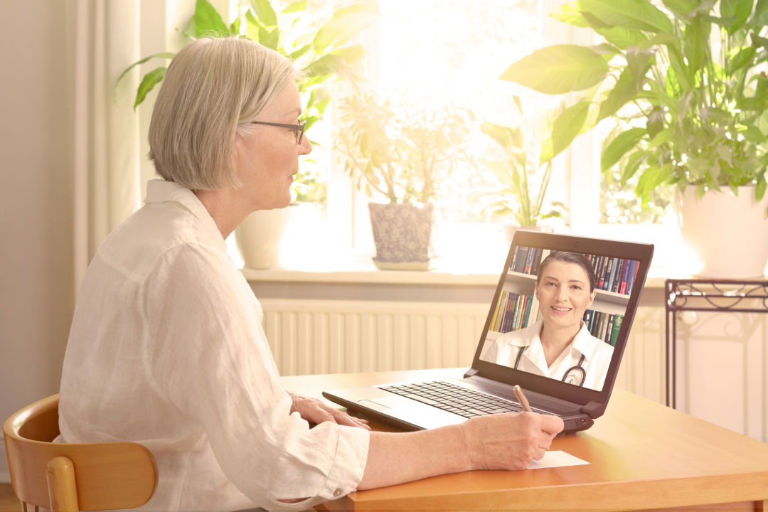 A $40,000 grant from the William G. and Marie Selby Foundation allowed Tidewell Hospice to augment its telehealth services.