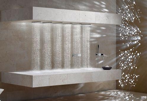 Horizontal shower hzhssp