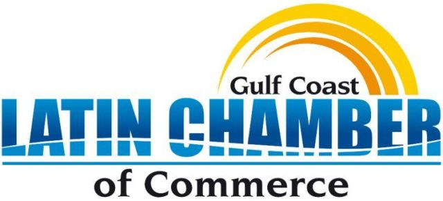 Gulf coast latin chamber of commerce logo jjwelc