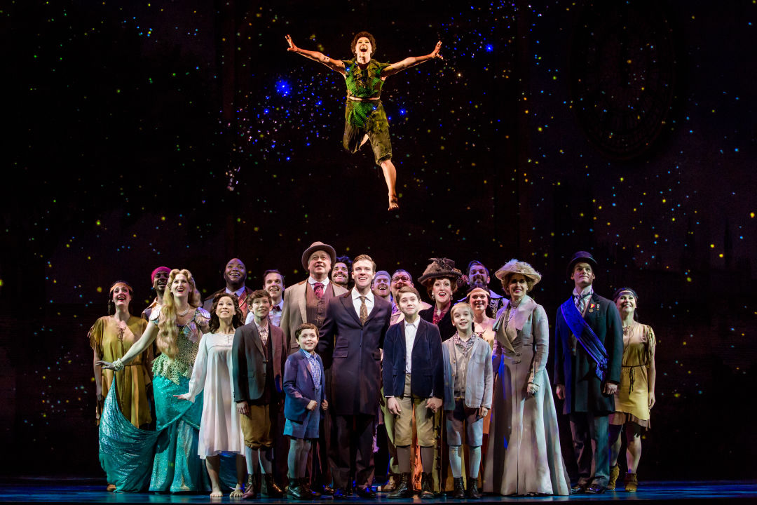 The cast of finding neverland  credit jeremy daniel  img 2953 zyggro