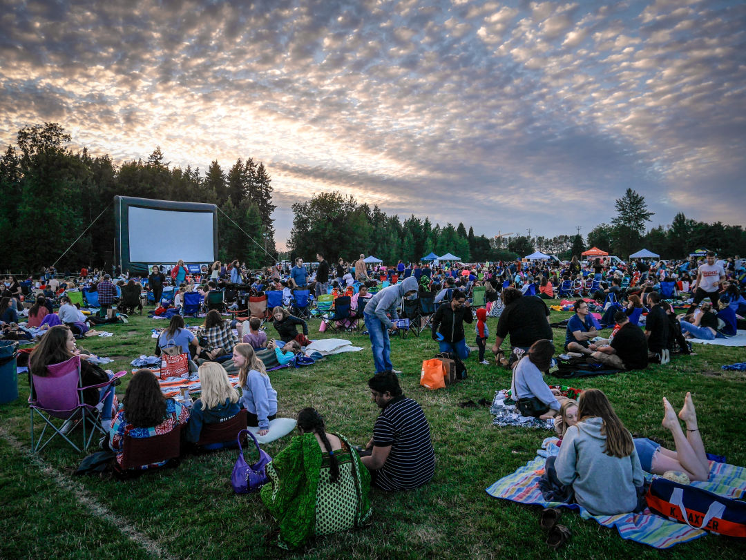 Seattle Summer Outdoor Movie Guide 2019