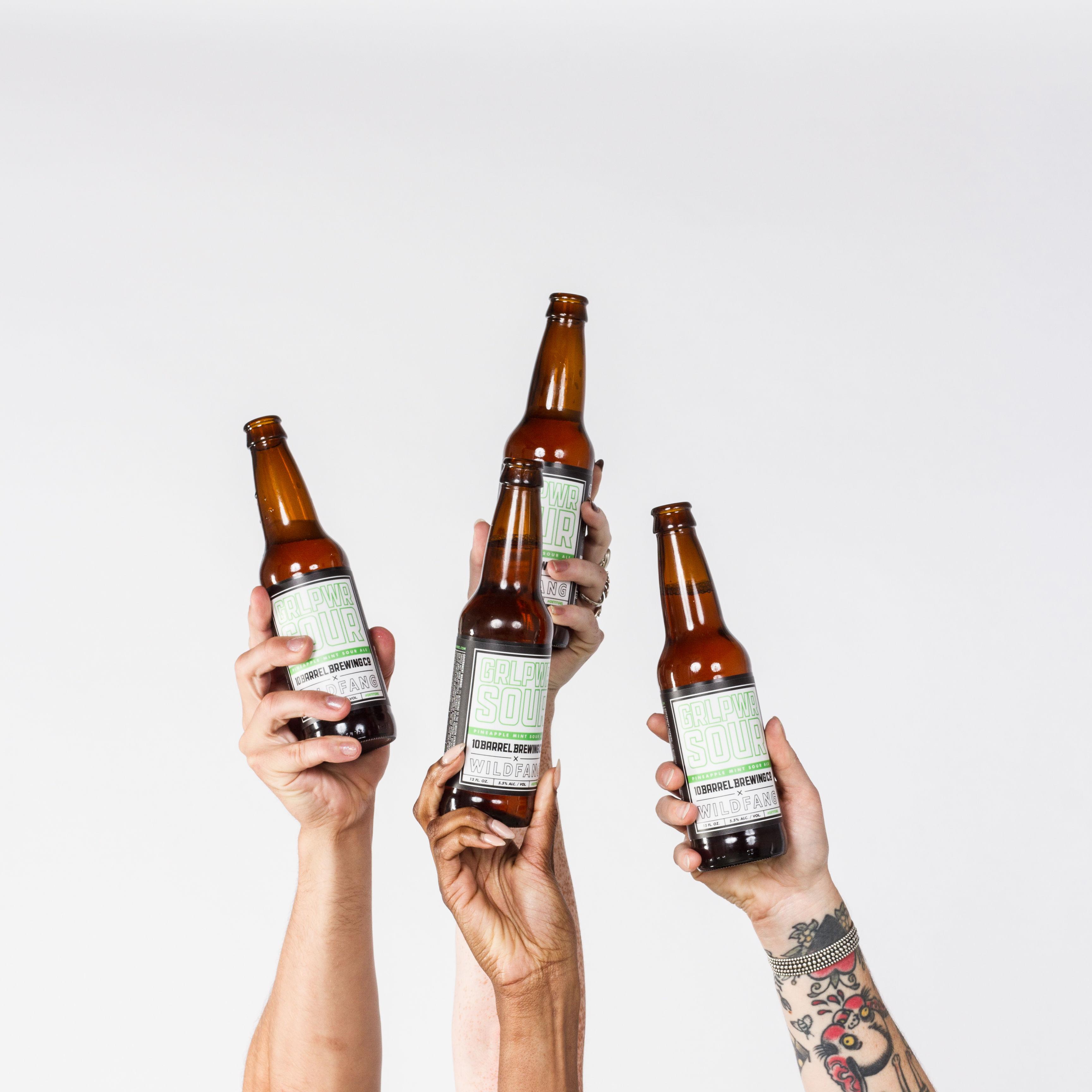 Wildfang x 10 barrel beer grl pwr sour lgb0vt