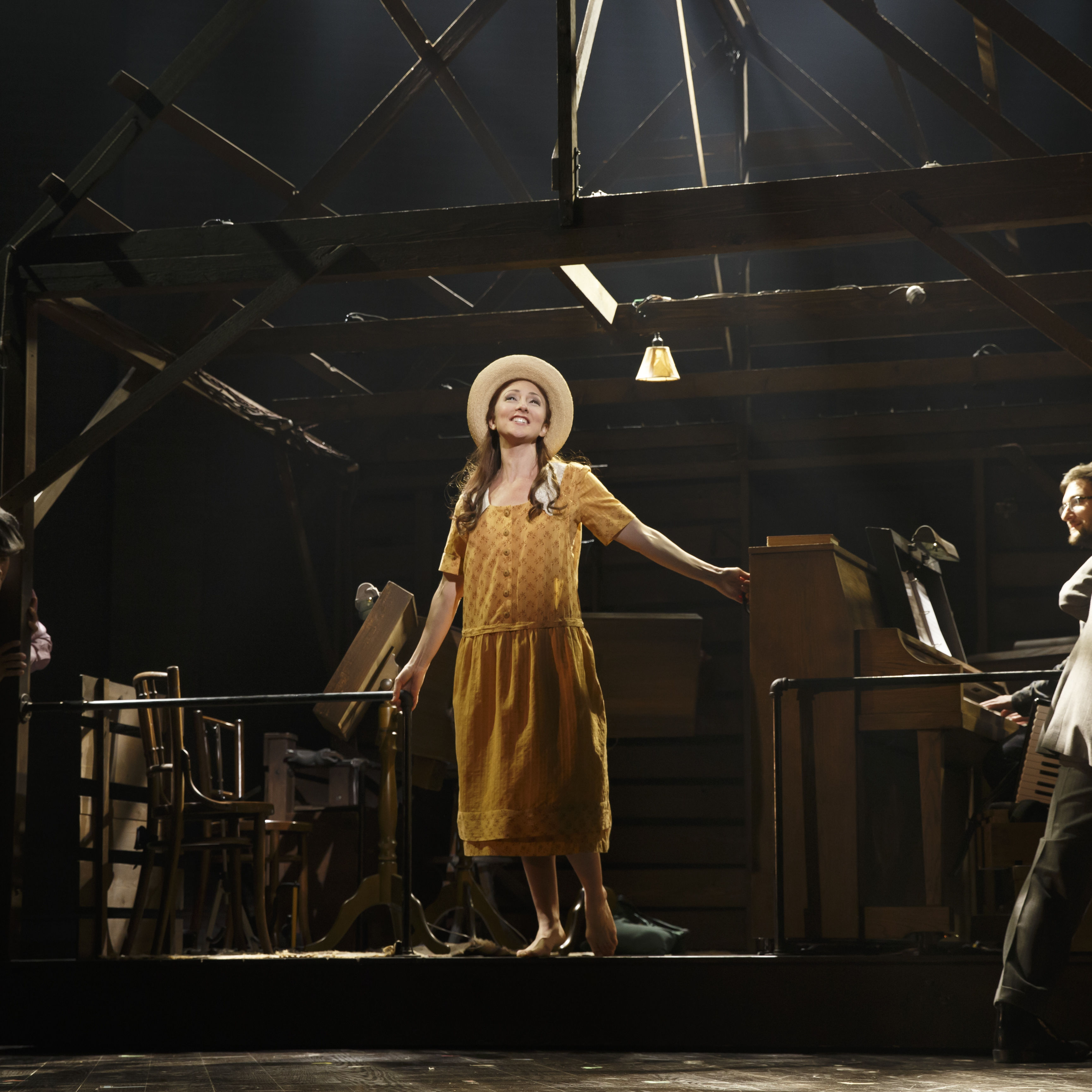 Carmen cusack in bright star original broadway company  photo by joan marcus  awrhtr