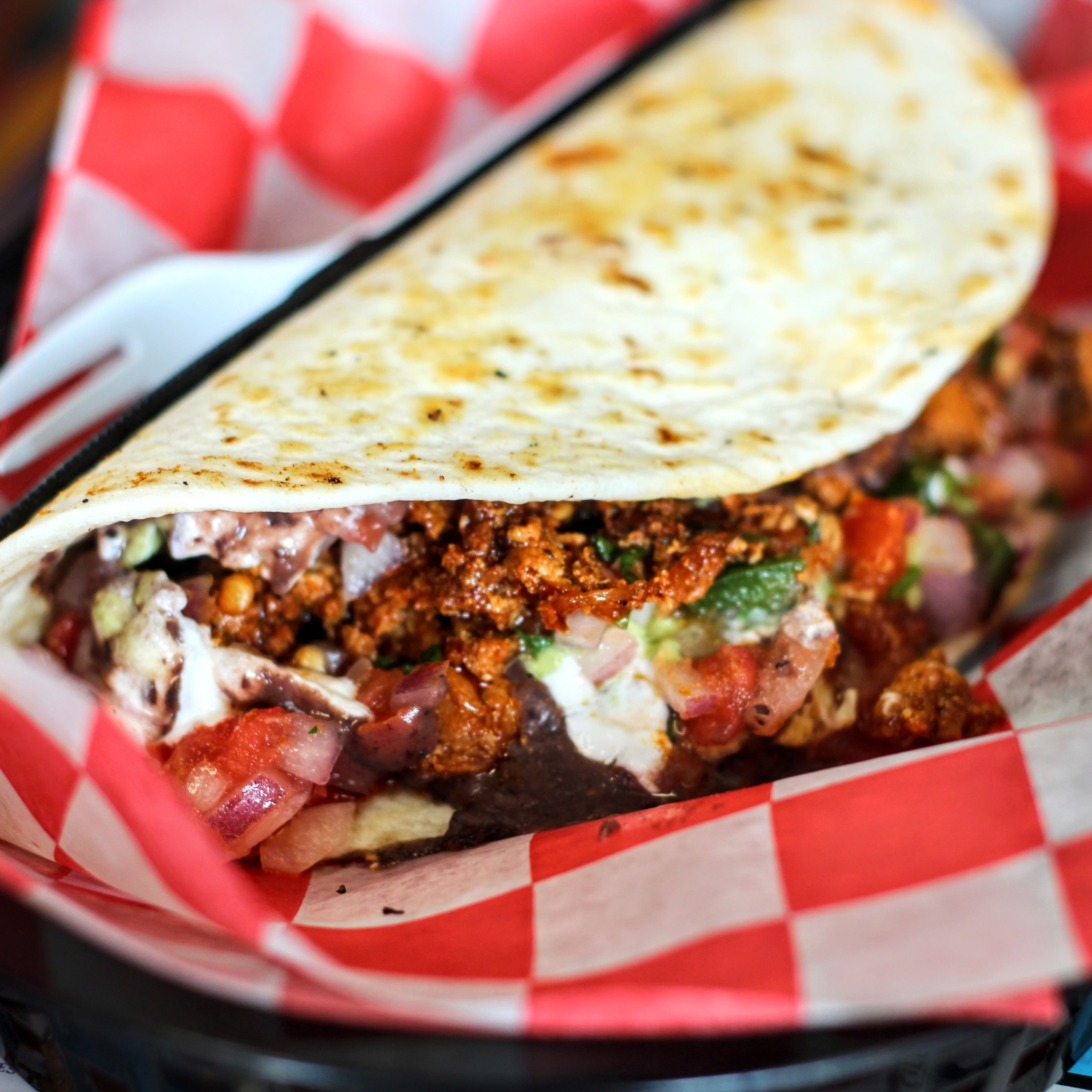 Tacos   to go yzkepi
