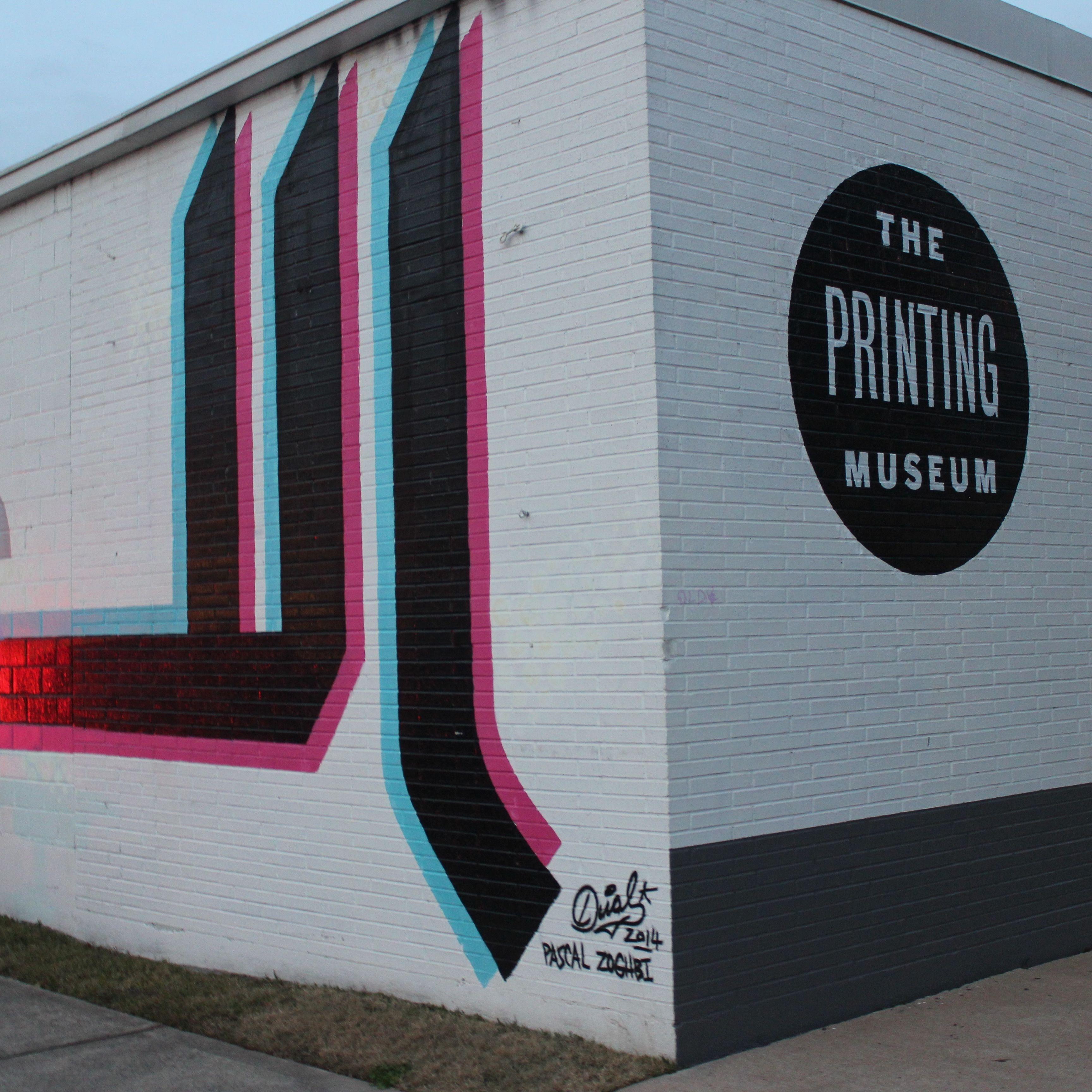 Printing museum scyzsz
