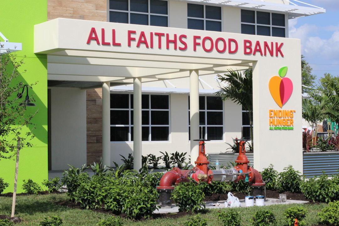 All faiths food bank p18rya