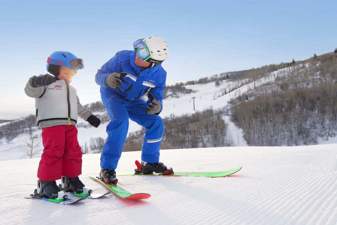 Setting Up Your Little Skier for Success | Park City Magazine