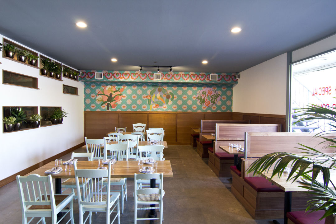 First Look Gado Gado S Playful Chinese Indonesian Eatery