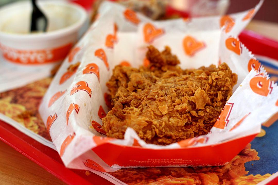 10 Bucks Or Less: Popeyes Louisiana Kitchen | Sarasota Magazine