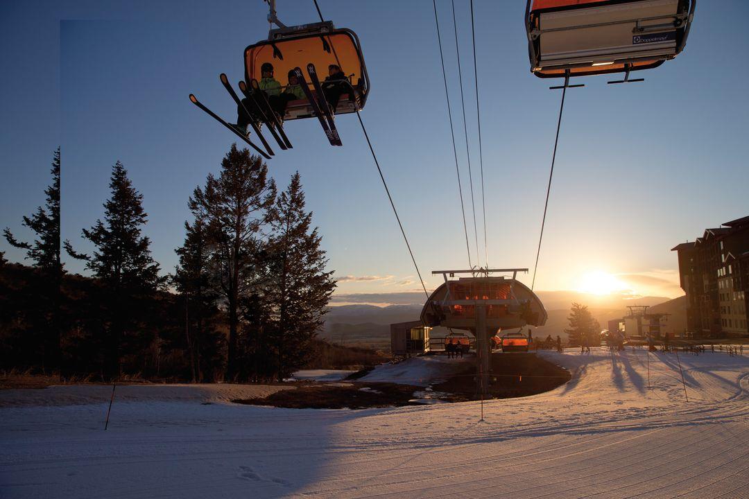 Pcwi 14 rise and glide ski lift vkntfh