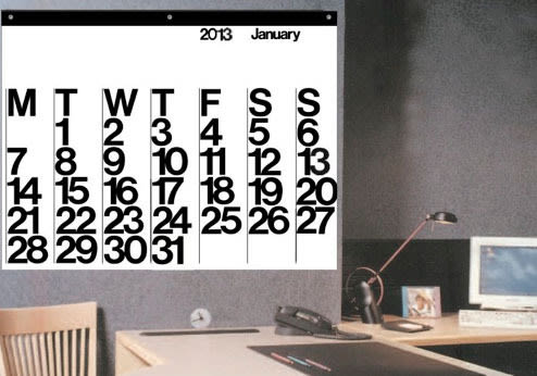 Stendig calendar rujgtd