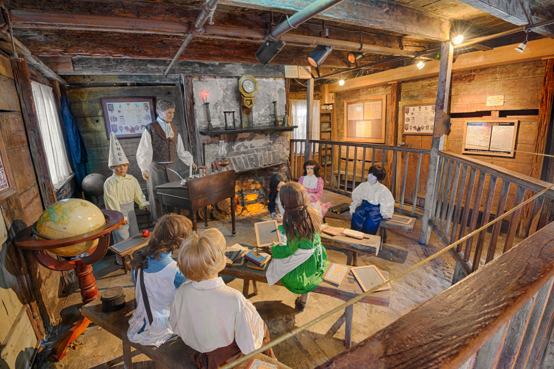 living history spending a day in st augustine houstonia