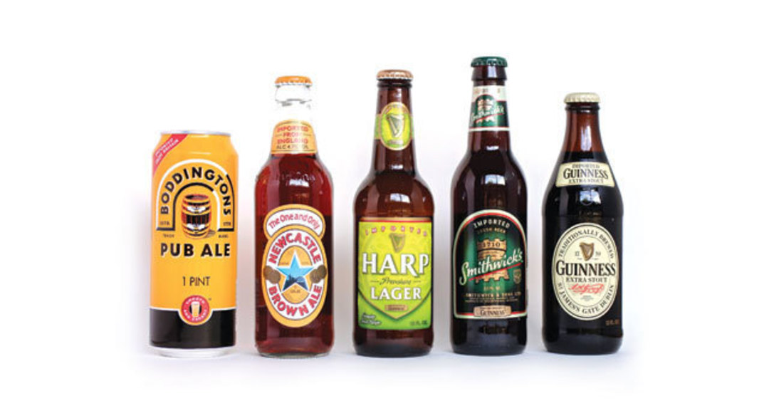 A Field Guide to English and Irish Pub Beers | Houstonia