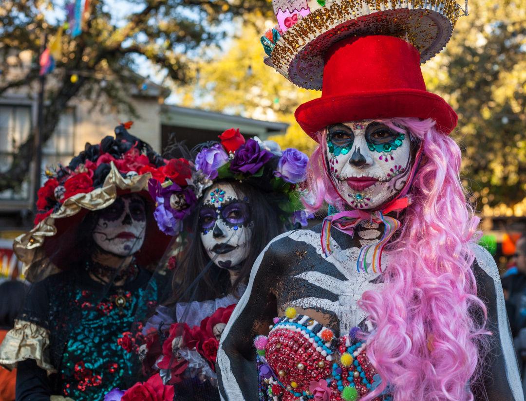 Plan That Trip to Celebrate Día de Los Muertos in San
