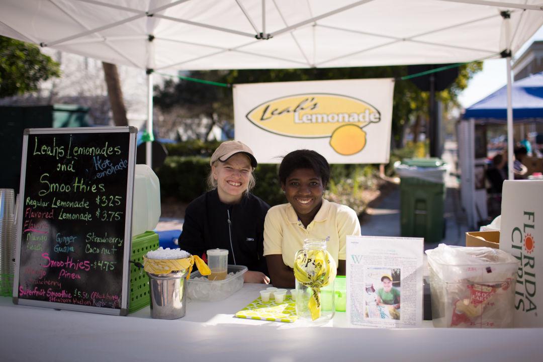 Leahs lemonade bradenton farmers market b1sya5