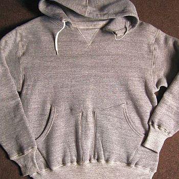 1930s double v sweatshirt ehbjaq