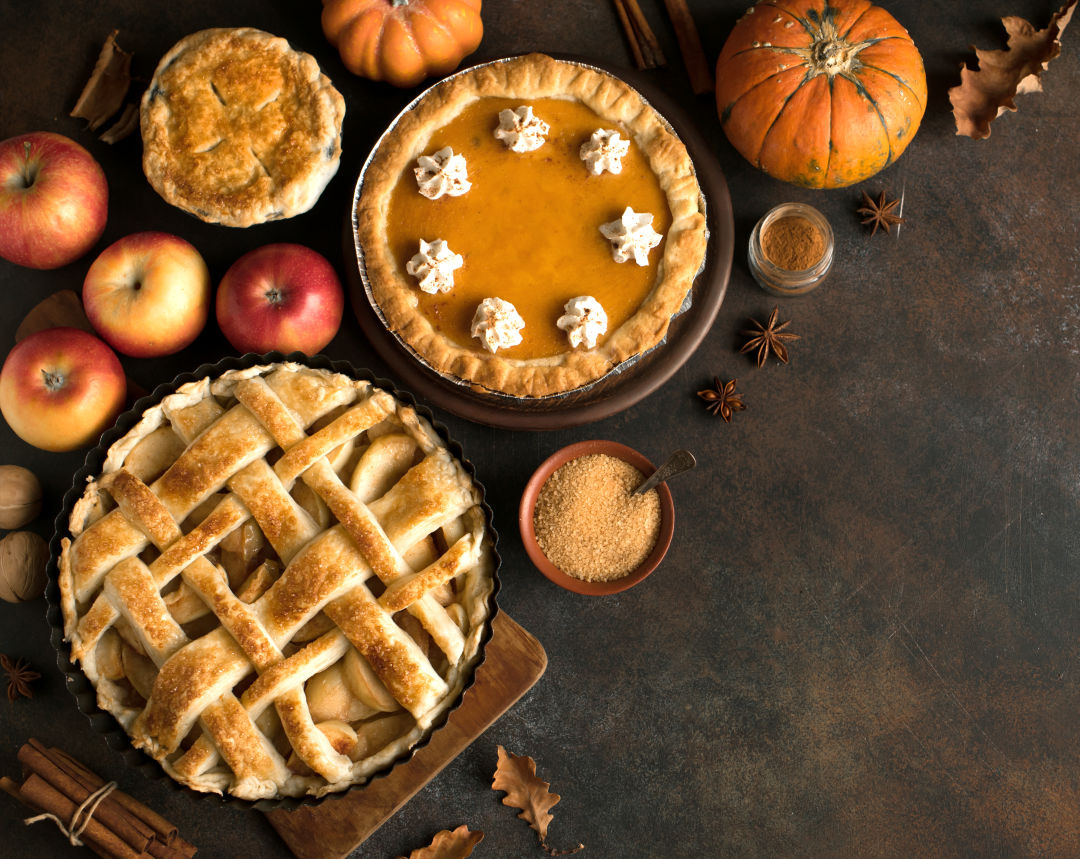 Registered dietician Rebecca Henson shares her tips for how to enjoy the Thanksgiving holiday.