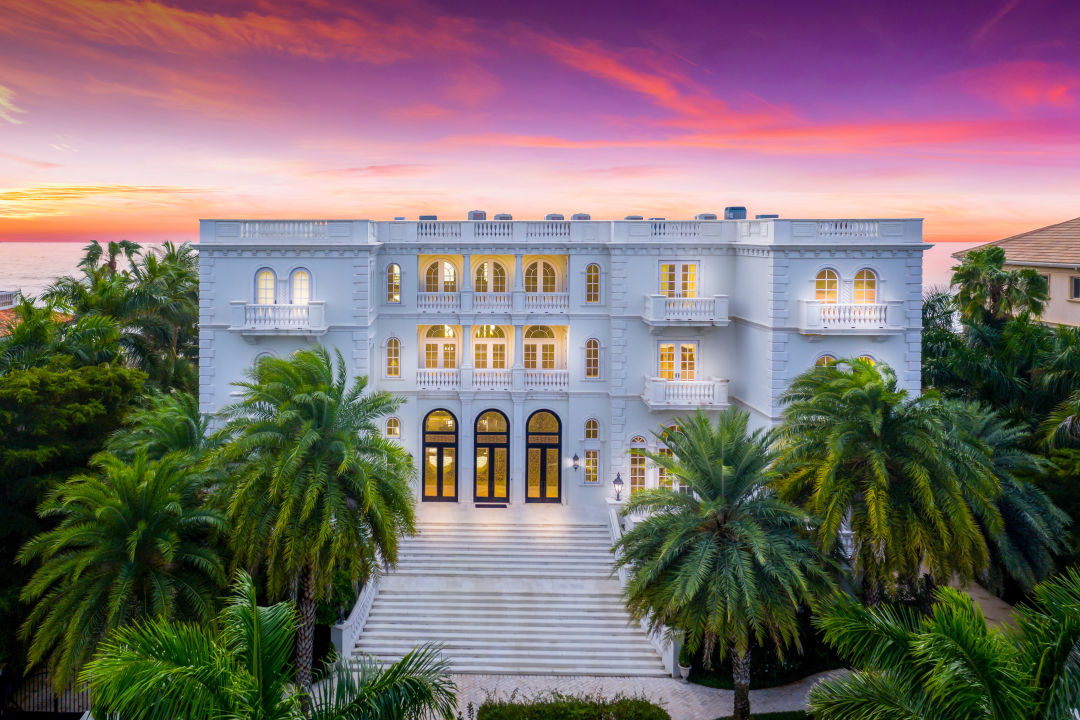 This Longboat Key estate was a top sale in 2020.