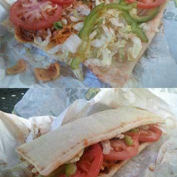 Subway fritos tqxkrd
