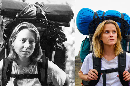 c3d61da3c85 Cheryl Strayed Talks About Filming 'Wild' with Reese Witherspoon ...
