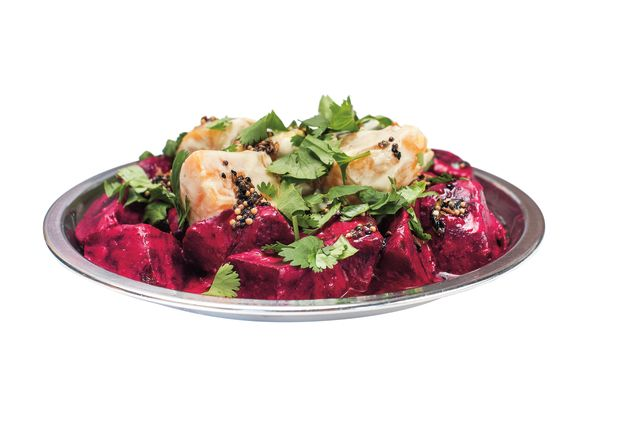 Pmha 16 dining boundary bollywood theater roasted beets oseqgr