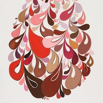 Swirl egg red2 nyzmbv