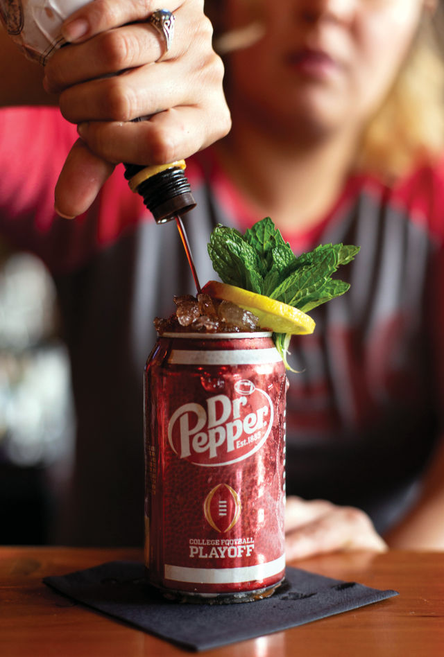 A Dr Pepper Cocktail Exists And Yes You Need To Try It