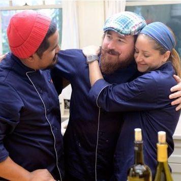 Top chef trio oatroe