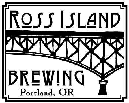 Ross island brewing logo soscpy