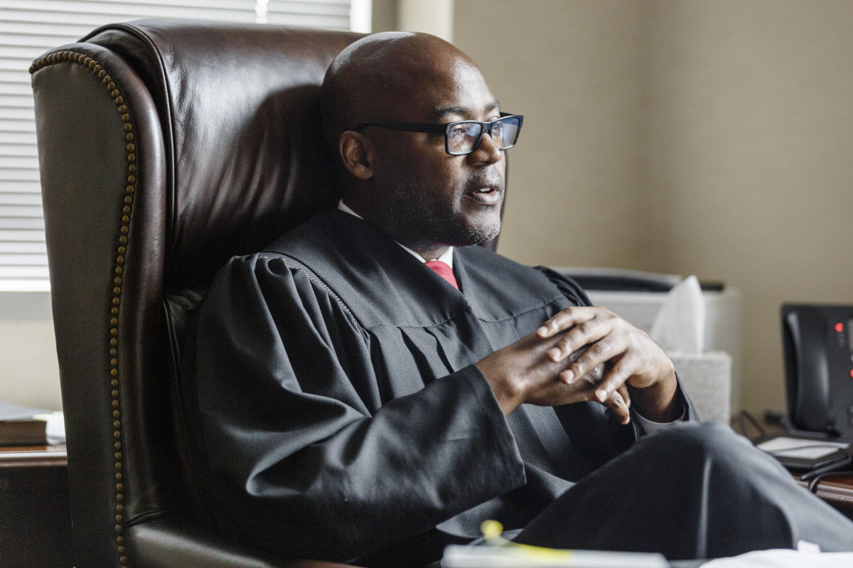 Meet the Harris County Judge Who Wants to Abolish Our Cash-Bail System
