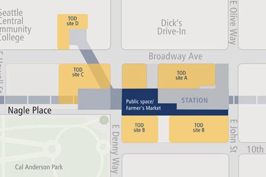 Capitol hill station plan diagram 615 mxnshb