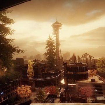 Infamous second son seattle pkzezw