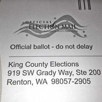 Official ballot mfxvbj