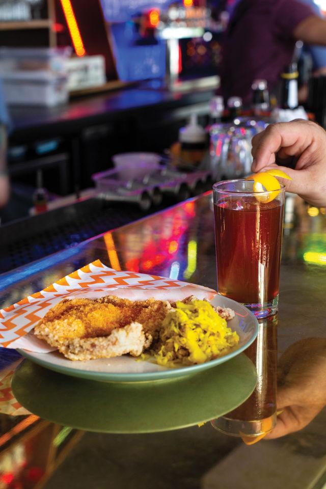 the best bar food in houston houstonia